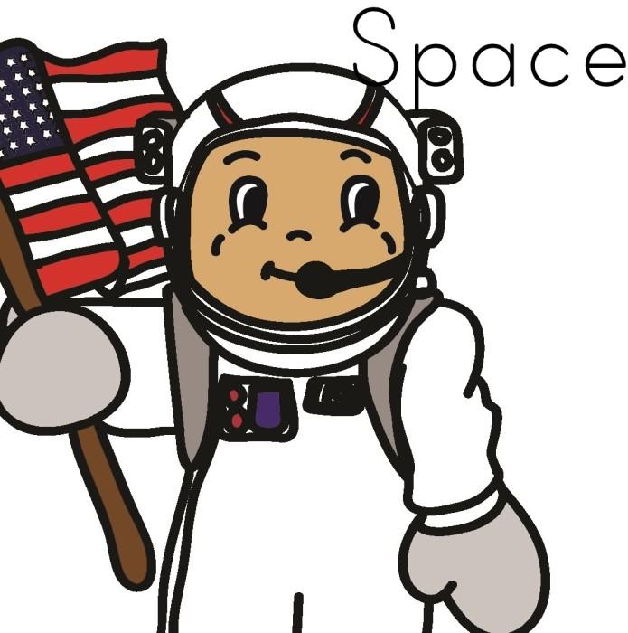Space Theme Matching Game – Free Printable