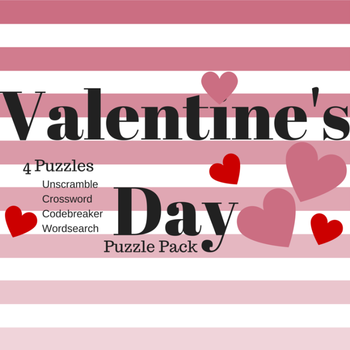 Boredom Busters Miniature Masterminds. Boredom Busters Free Valentine's Day. Worksheet. Valentine S Day Secret Code Worksheet At Clickcart.co