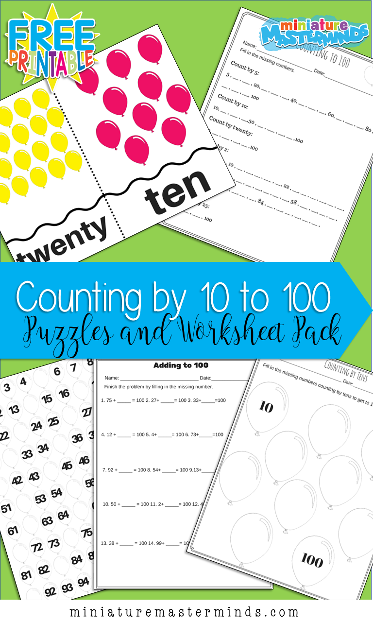 Celebrating our 100th Post with a Free Printable Pack!! – Miniature ...