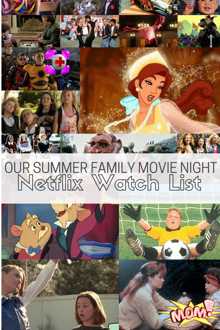 Top 10 Family Movies on Netflix Your Family Will Love!