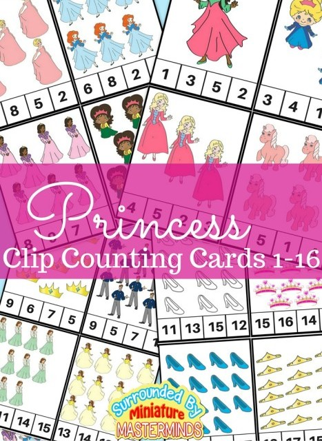 Princess-Clip-Counting-Cards-1-12