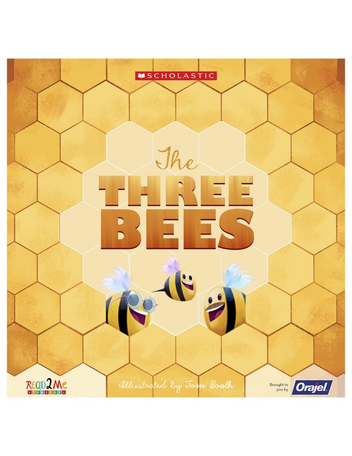 The Three Bees Cover Image