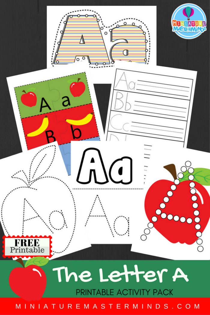 image about Printable Letter Cards named Cost-free Printable Letter A Train Pack And Alphabet Higher and