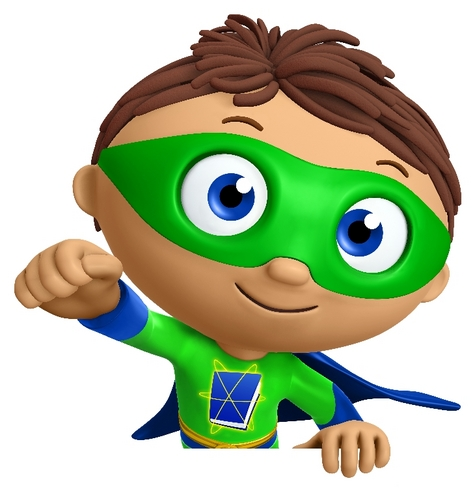 Super-Why-Character