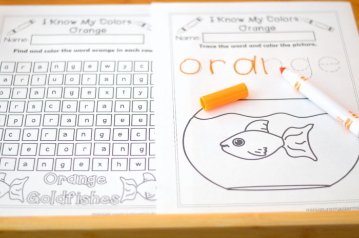 i-know-my-colors-series-orange-free-printable-no-prep-9-page-workbook