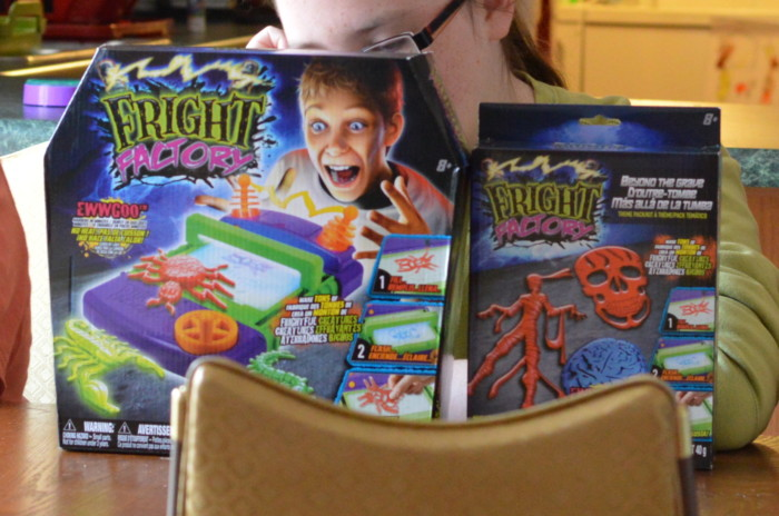 Fright Factory Review Holiday Gift Guide
