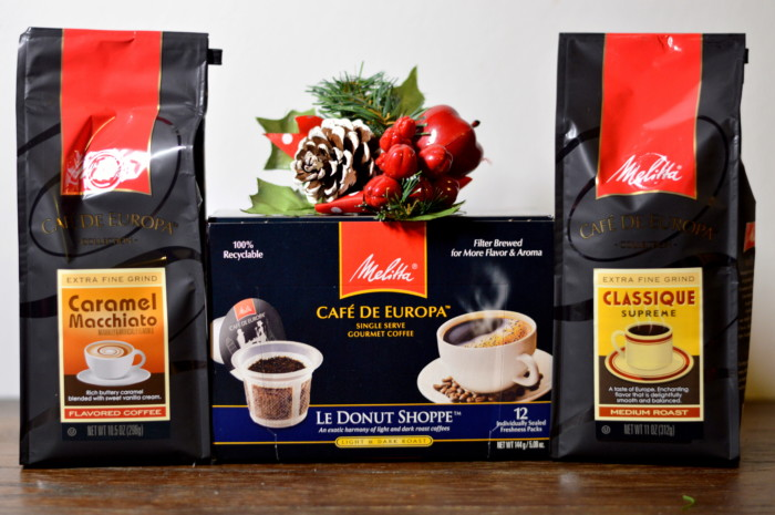 Melitta Coffee Holiday Gift Guide