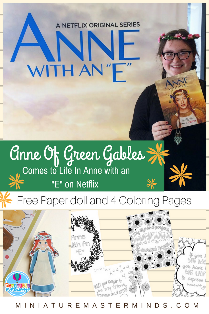 "Anne Of Green Gables Comes to Life In Anne with an ""E"" on Netflix"