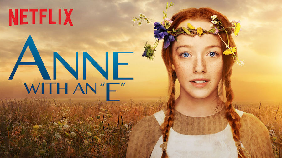 anne of green gables comes to life in anne with an e on netflix miniature masterminds. Black Bedroom Furniture Sets. Home Design Ideas