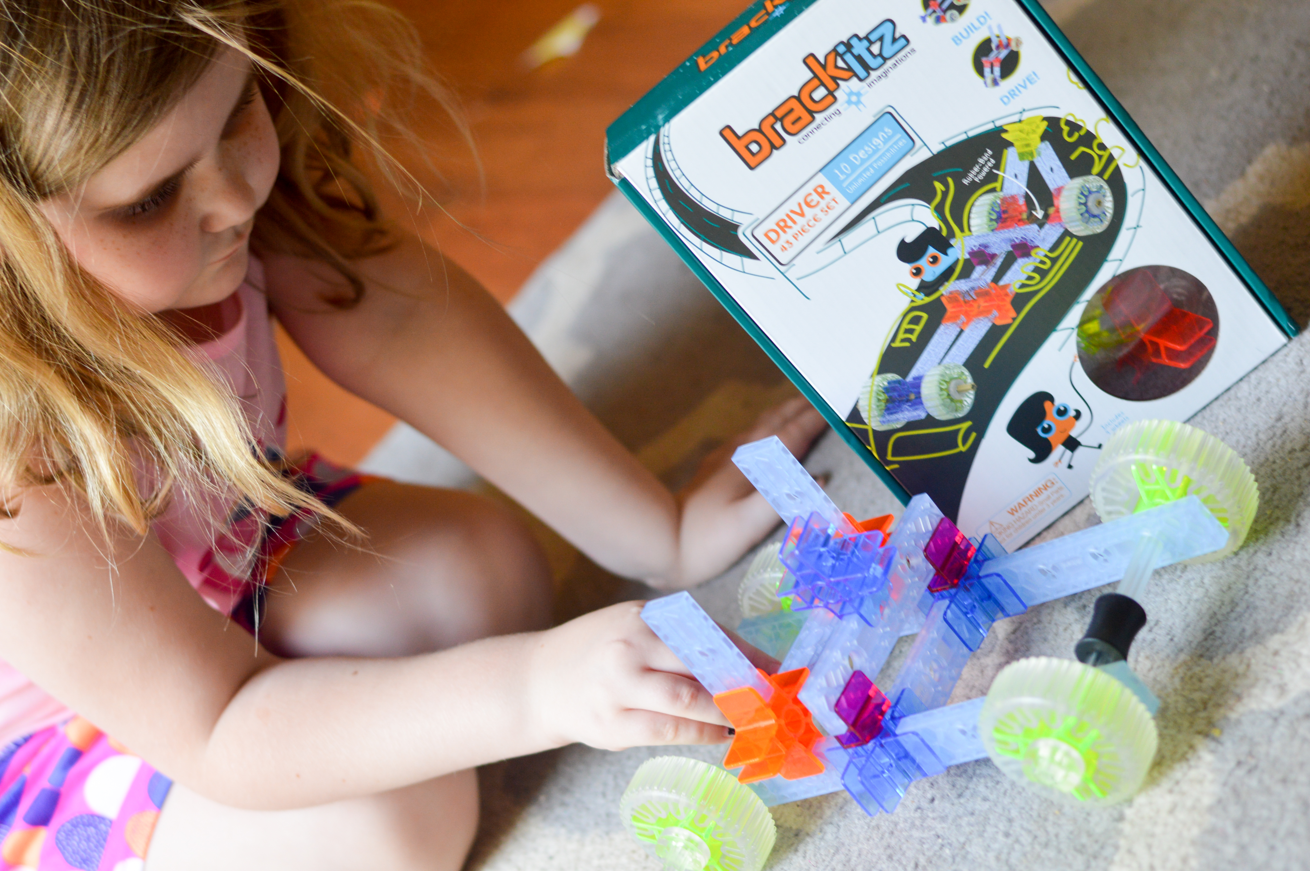 Building Imagination with Brackitz STEM Product Review