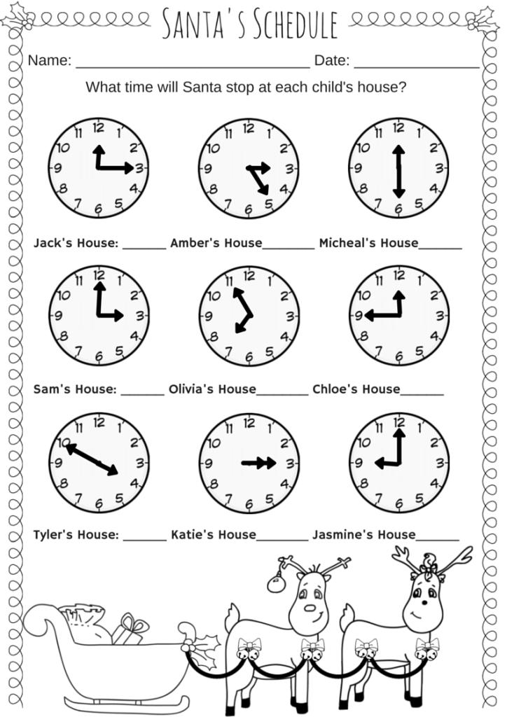 Time Worksheets telling time worksheets kindergarten : Miniature Masterminds
