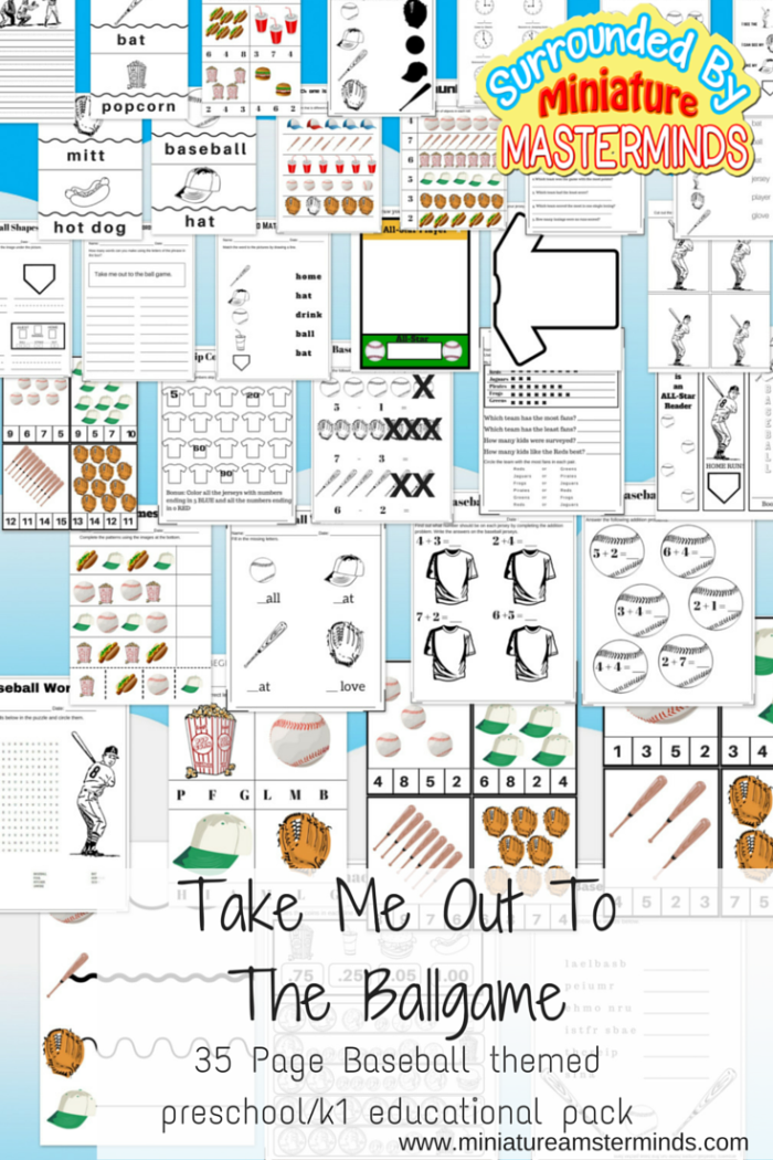 Take-Me-Out-To-The-Ball-Game.-Free -35-page-Printable-Baseball-Theme-Preschool-and-First-Grade-Pack.png